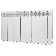 Алюминиевый радиатор Global ISEO - 500/80/14