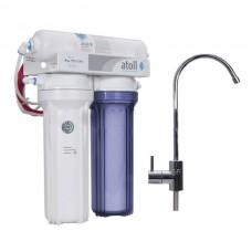 Бытовой фильтр ATOLL проточный А-211 Е