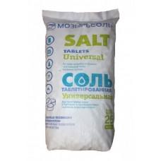 Реагент Мозырьсоль Соль таблетированная «Универсальная»