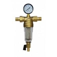 Фильтр Millennium с манометром  1/2, для холодной воды