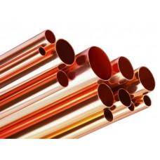 Труба KME медная неотожженная Ф28 х 1,0мм.