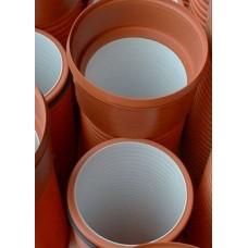 Труба двухслойная ф300 L6000 ProKan SN8 (колодец)