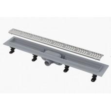 Водоотводящий желоб Alca Plast APZ10 Simple 750