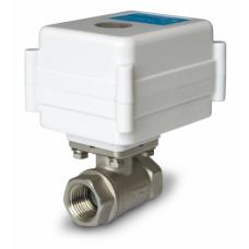 Кран с электроприводом серии Neptun aquacontrol 220В 3/4
