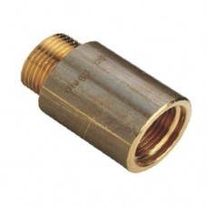 "Удлинитель 1"" х 100 мм, бронза, Viega"