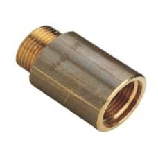 "Удлинитель 1"" х 20 мм, бронза, Viega"